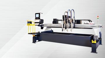 CNC Plasma & Oxy Gantry